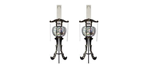 回転灯篭(小) 88cm - 1対 - 12,000円(+税)